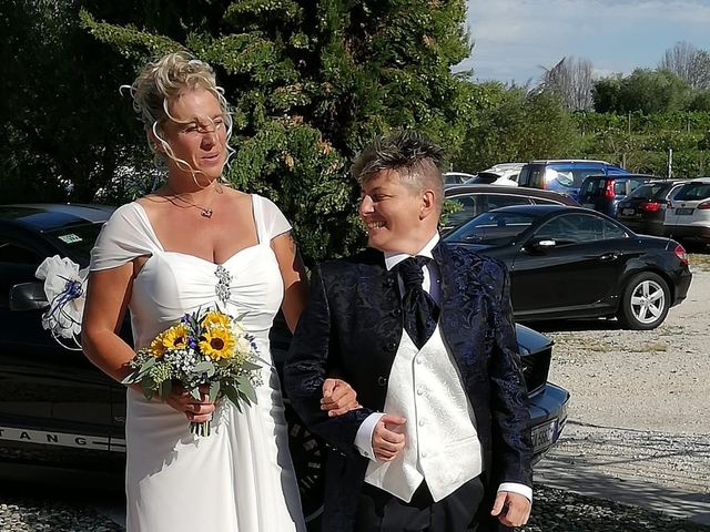 Il matrimonio di Monica e Katia  a Polpenazze del Garda, Brescia 8