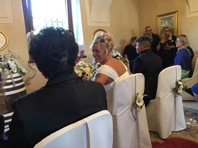 Il matrimonio di Monica e Katia  a Polpenazze del Garda, Brescia 10