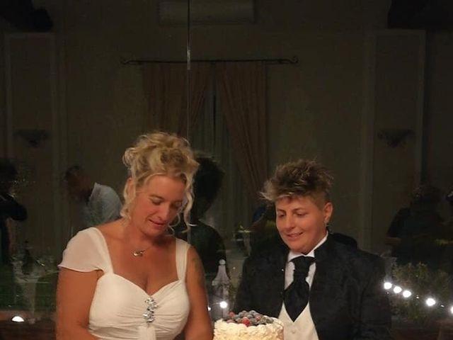 Il matrimonio di Monica e Katia  a Polpenazze del Garda, Brescia 11