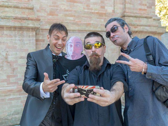 Il matrimonio di Diego e Valentina a Jesi, Ancona 59