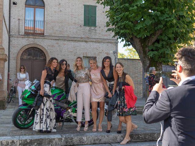 Il matrimonio di Diego e Valentina a Jesi, Ancona 61