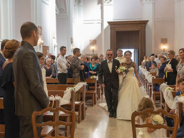 Il matrimonio di Diego e Valentina a Jesi, Ancona 65