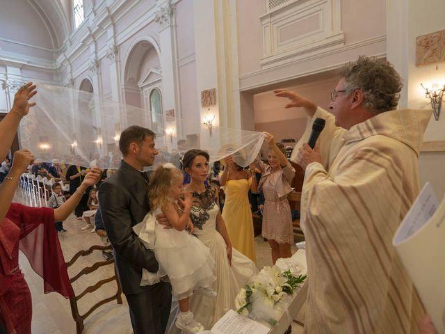 Il matrimonio di Diego e Valentina a Jesi, Ancona 76