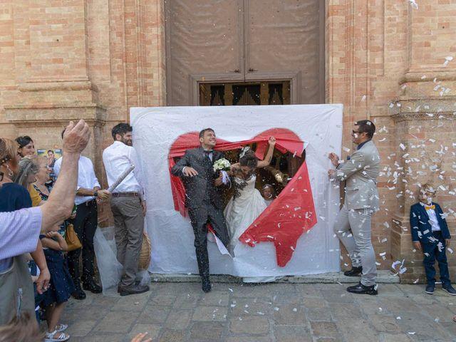 Il matrimonio di Diego e Valentina a Jesi, Ancona 78