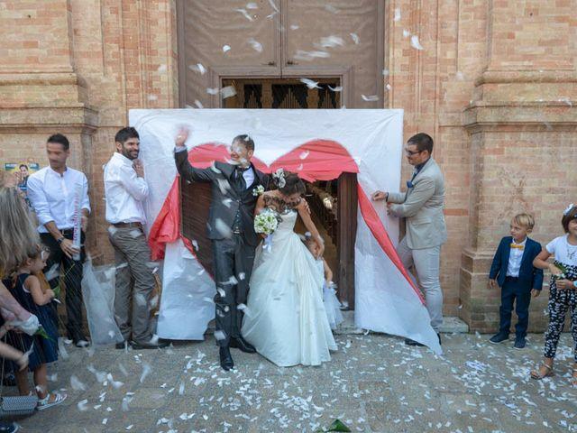 Il matrimonio di Diego e Valentina a Jesi, Ancona 79