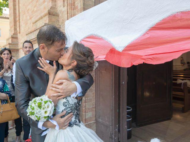 Il matrimonio di Diego e Valentina a Jesi, Ancona 80