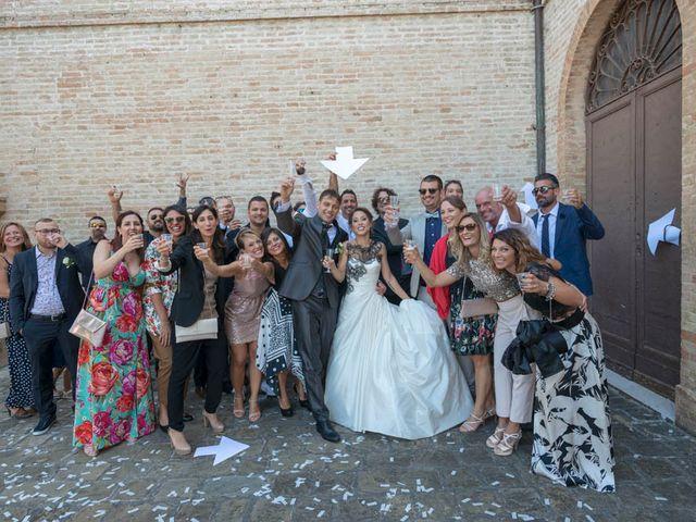Il matrimonio di Diego e Valentina a Jesi, Ancona 81