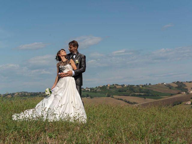 Il matrimonio di Diego e Valentina a Jesi, Ancona 85