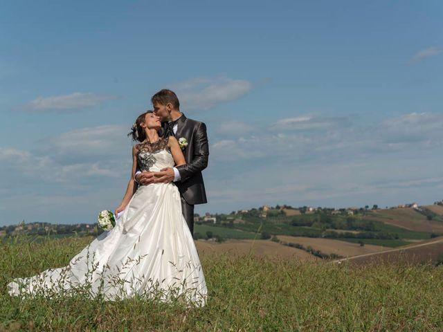 Il matrimonio di Diego e Valentina a Jesi, Ancona 86