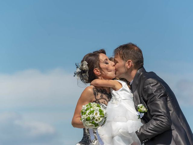 Il matrimonio di Diego e Valentina a Jesi, Ancona 89