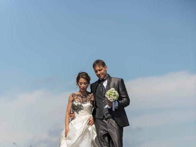 Il matrimonio di Diego e Valentina a Jesi, Ancona 96