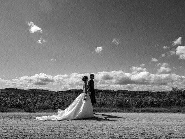 Il matrimonio di Diego e Valentina a Jesi, Ancona 105