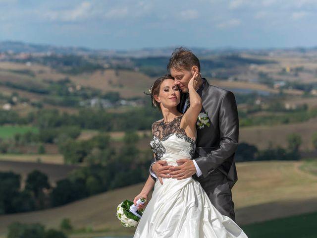Il matrimonio di Diego e Valentina a Jesi, Ancona 106