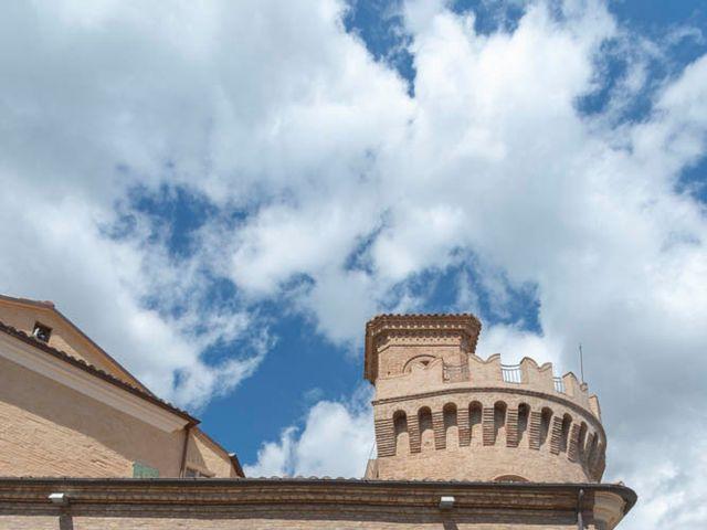 Il matrimonio di Diego e Valentina a Jesi, Ancona 109
