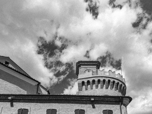 Il matrimonio di Diego e Valentina a Jesi, Ancona 110