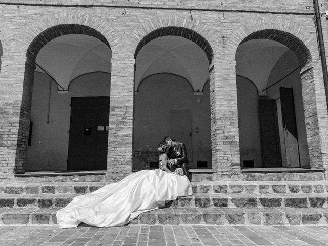 Il matrimonio di Diego e Valentina a Jesi, Ancona 111