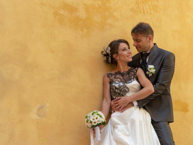 Il matrimonio di Diego e Valentina a Jesi, Ancona 119
