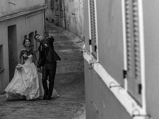 Il matrimonio di Diego e Valentina a Jesi, Ancona 122