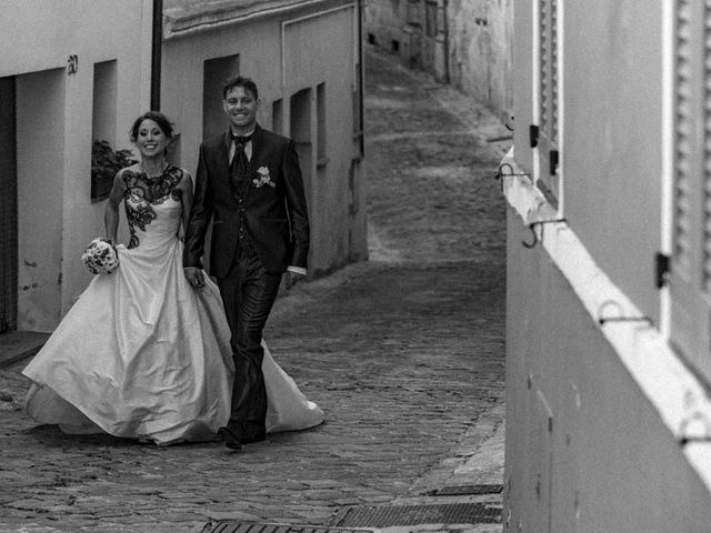 Il matrimonio di Diego e Valentina a Jesi, Ancona 123