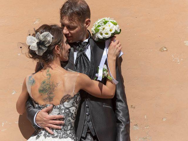 Il matrimonio di Diego e Valentina a Jesi, Ancona 124