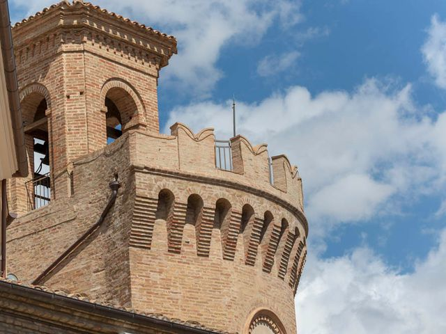 Il matrimonio di Diego e Valentina a Jesi, Ancona 128