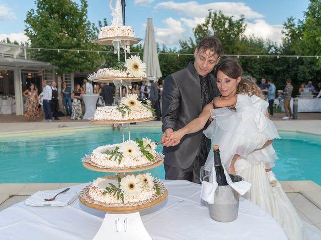 Il matrimonio di Diego e Valentina a Jesi, Ancona 131
