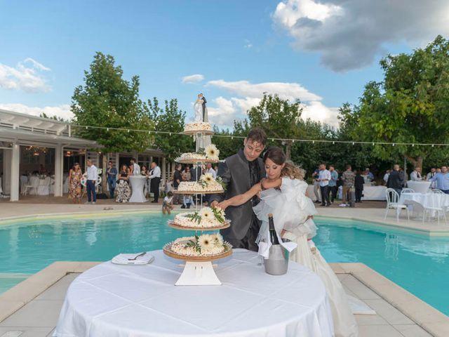 Il matrimonio di Diego e Valentina a Jesi, Ancona 132