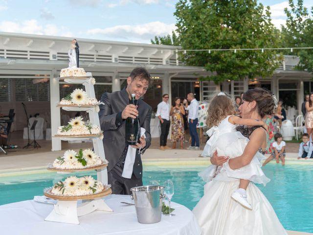Il matrimonio di Diego e Valentina a Jesi, Ancona 133