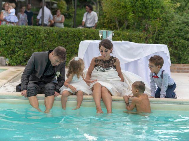 Il matrimonio di Diego e Valentina a Jesi, Ancona 134