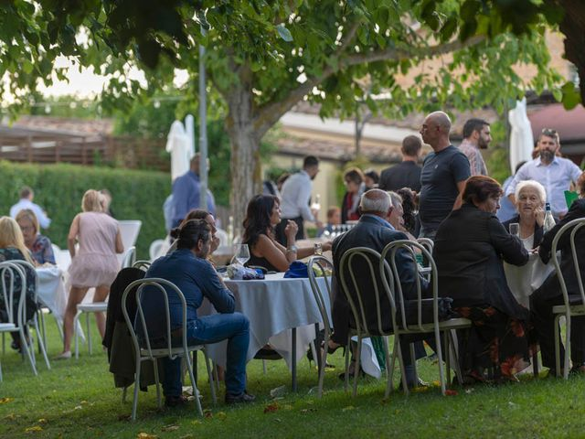 Il matrimonio di Diego e Valentina a Jesi, Ancona 136