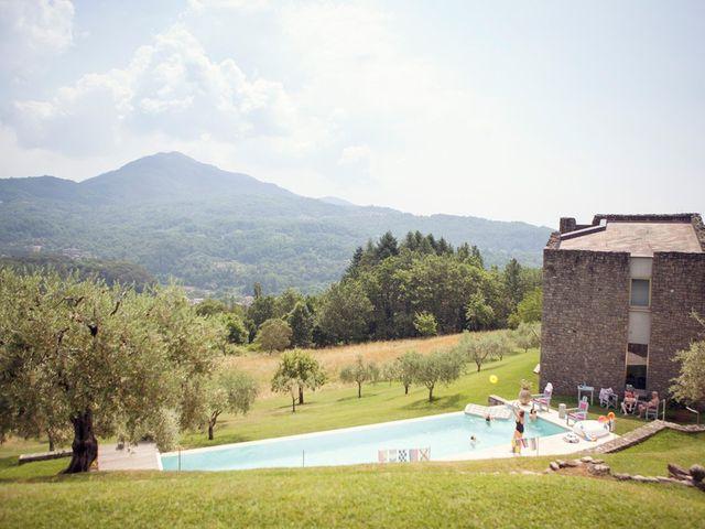 Il matrimonio di Lorenzo e Anna a Bagnone, Massa Carrara 7