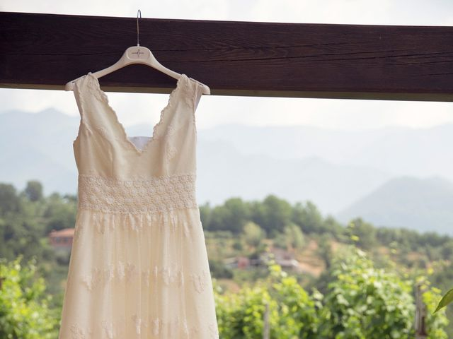 Il matrimonio di Lorenzo e Anna a Bagnone, Massa Carrara 12