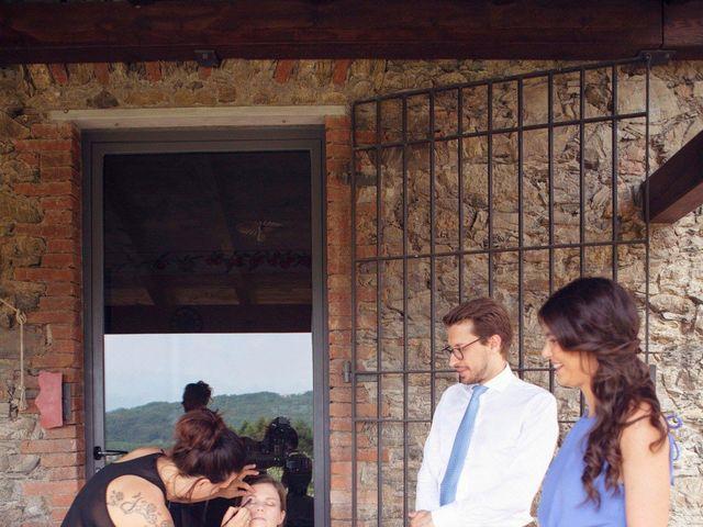 Il matrimonio di Lorenzo e Anna a Bagnone, Massa Carrara 25