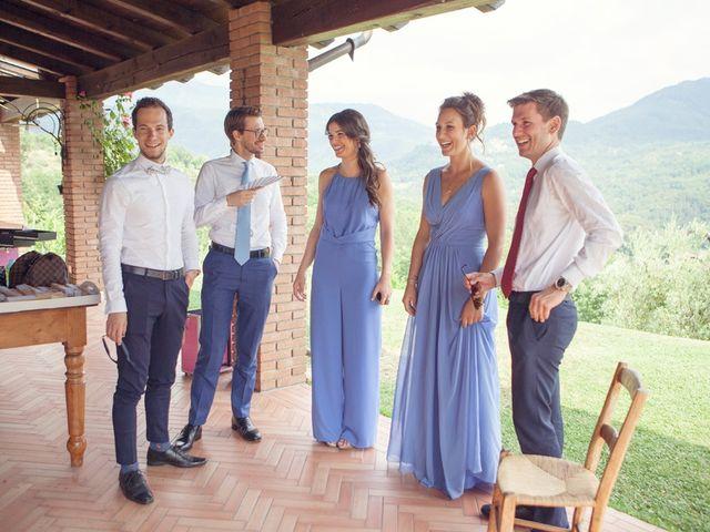 Il matrimonio di Lorenzo e Anna a Bagnone, Massa Carrara 26