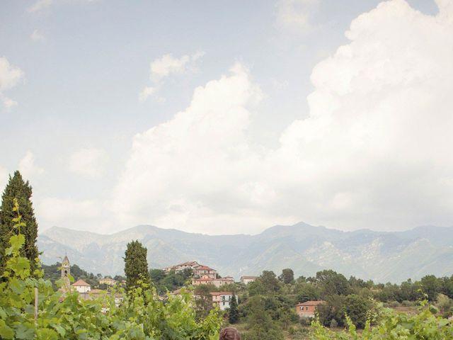 Il matrimonio di Lorenzo e Anna a Bagnone, Massa Carrara 31