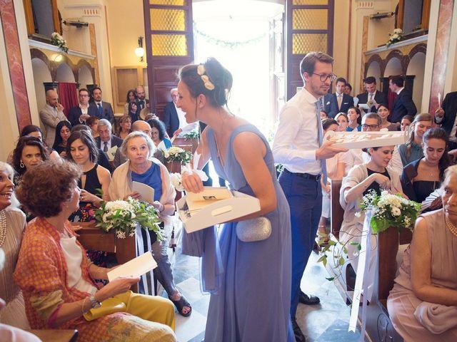 Il matrimonio di Lorenzo e Anna a Bagnone, Massa Carrara 34