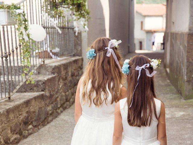 Il matrimonio di Lorenzo e Anna a Bagnone, Massa Carrara 35