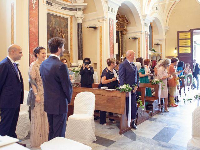 Il matrimonio di Lorenzo e Anna a Bagnone, Massa Carrara 37