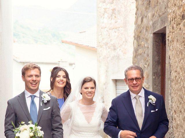 Il matrimonio di Lorenzo e Anna a Bagnone, Massa Carrara 38