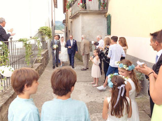 Il matrimonio di Lorenzo e Anna a Bagnone, Massa Carrara 39
