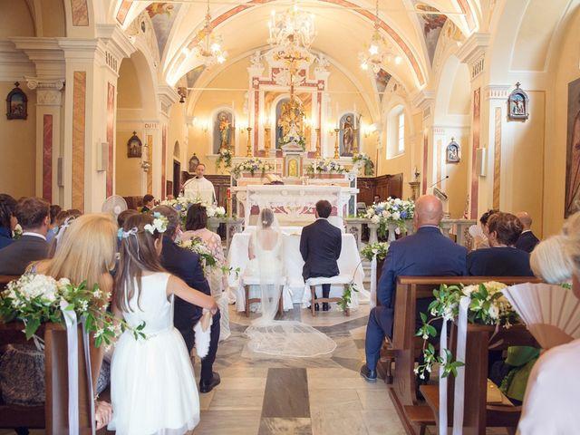 Il matrimonio di Lorenzo e Anna a Bagnone, Massa Carrara 44
