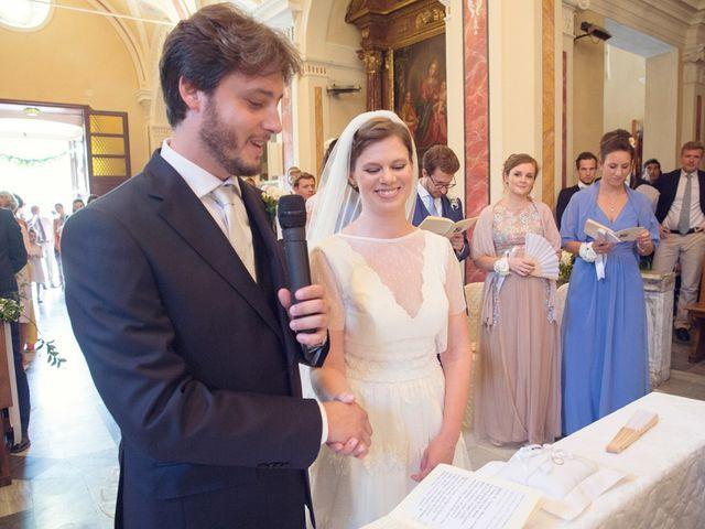 Il matrimonio di Lorenzo e Anna a Bagnone, Massa Carrara 47