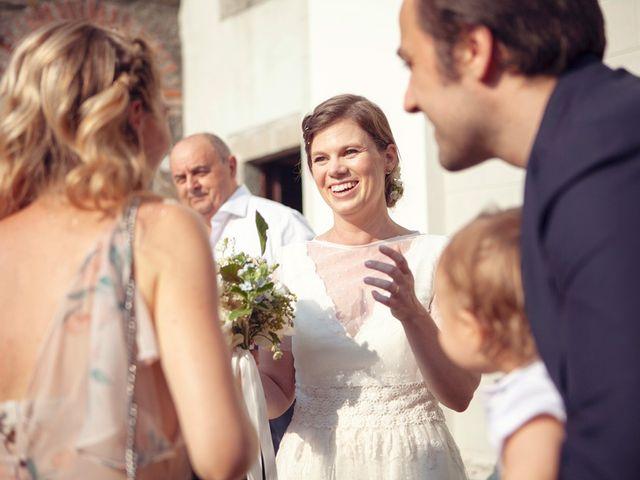 Il matrimonio di Lorenzo e Anna a Bagnone, Massa Carrara 51