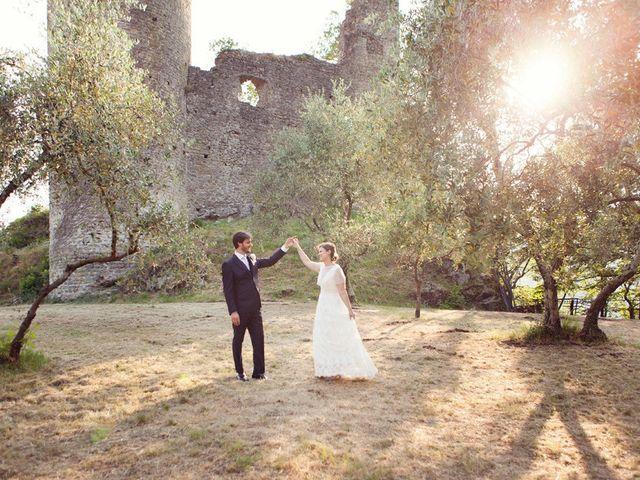 Il matrimonio di Lorenzo e Anna a Bagnone, Massa Carrara 53