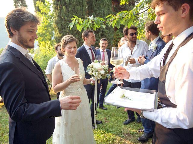 Il matrimonio di Lorenzo e Anna a Bagnone, Massa Carrara 59