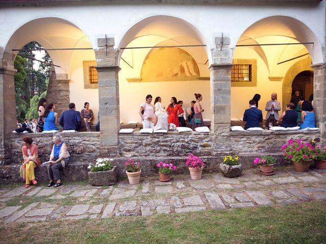 Il matrimonio di Lorenzo e Anna a Bagnone, Massa Carrara 72