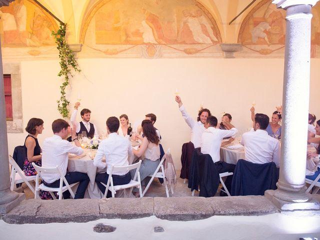 Il matrimonio di Lorenzo e Anna a Bagnone, Massa Carrara 74
