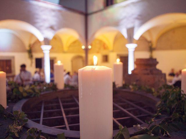Il matrimonio di Lorenzo e Anna a Bagnone, Massa Carrara 79