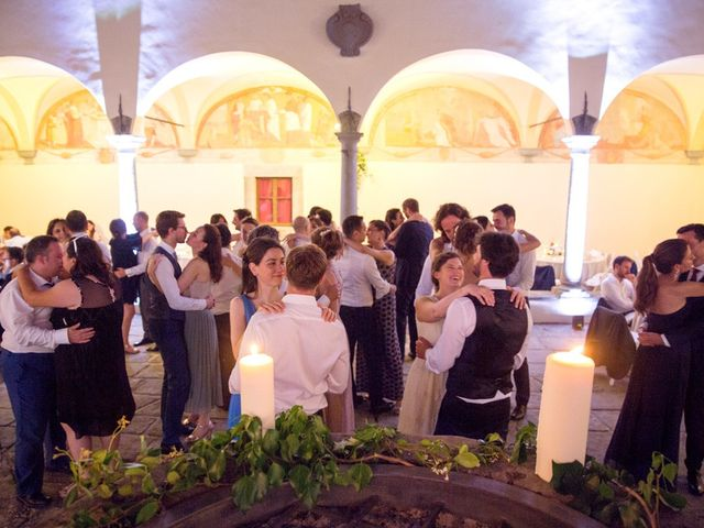 Il matrimonio di Lorenzo e Anna a Bagnone, Massa Carrara 81