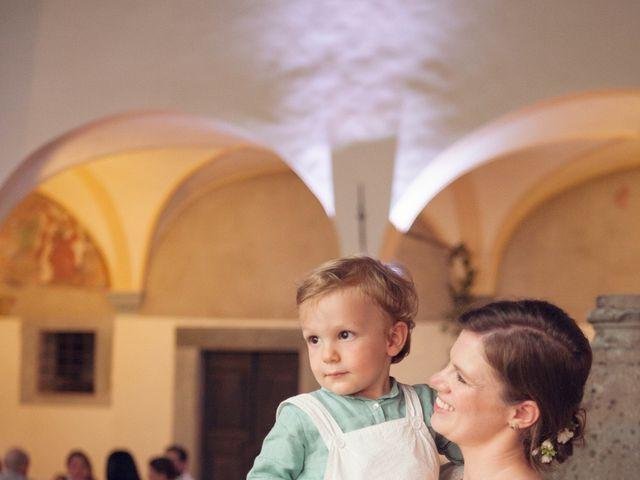 Il matrimonio di Lorenzo e Anna a Bagnone, Massa Carrara 83